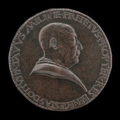 Paolo Dotti of Padua (?), General of Militia in Vicenza 1289 [obverse]
