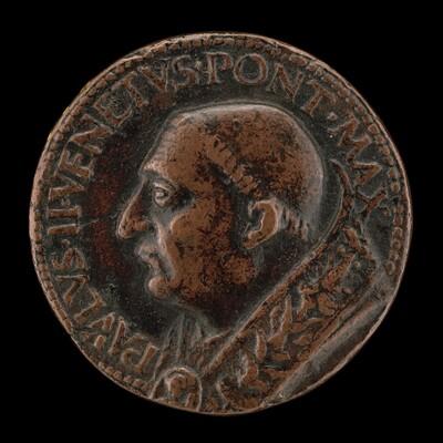 Paul II (Pietro Barbo, 1417-1471), Pope 1464 [obverse]
