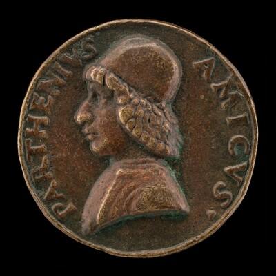 Bartolommeo Partenio, active 1480-1485, Humanist [obverse]