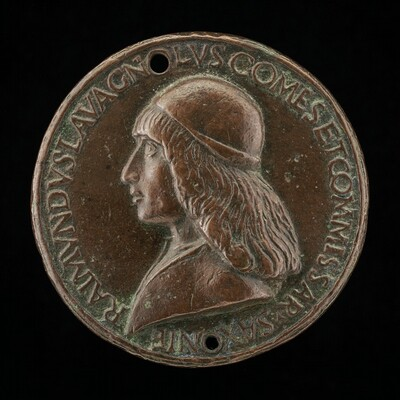 Raimondo Lavagnoli, Commissary of Saxony in the 11th or 12th Century [obverse]