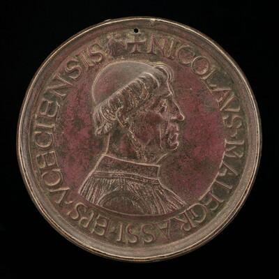 Nicolas Maugras, Bishop of Uzes 1483-1503 [obverse]