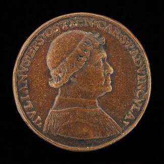 Giuliano della Rovere, 1443-1513, afterwards Pope Julius II, 1503 [obverse]