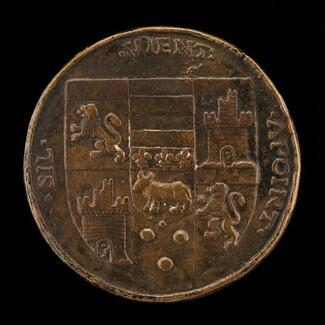 Arms of Thomas Bohier [reverse]
