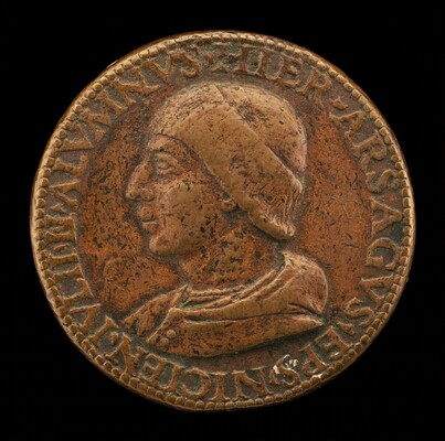 Girolamo Arsago, Bishop of Nice, 1511-1542 [obverse]