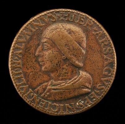 Girolamo Arsago, Bishop of Nice, 1511-1542 [obverse]
