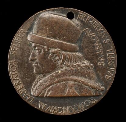 Frederick III, 1415-1493, Holy Roman Emperor 1452 [obverse]
