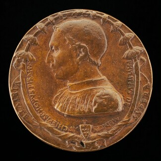 Filippo de' Medici, Archbishop of Pisa, 1462-1474 [obverse]