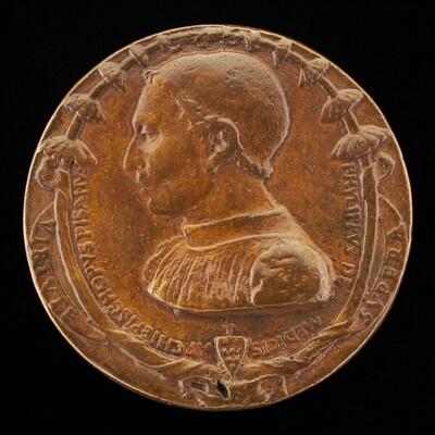Filippo de' Medici, Archbishop of Pisa, 1462-1474 [obverse]