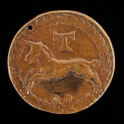 Unicorn and Tau-Cross [reverse]