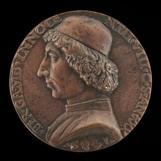 Bernardino Gamberia, 1455-1507, Private Chamberlain of Innocent VIII [obverse]