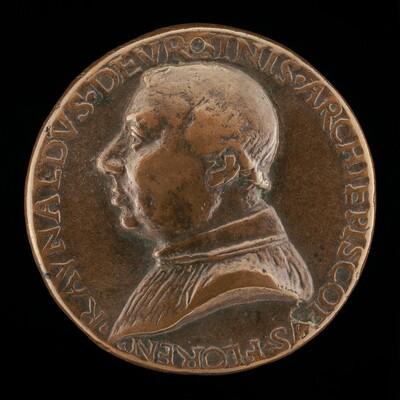 Rinaldo Orsini, d. 1510, Archibishop of Florence 1474 [obverse]