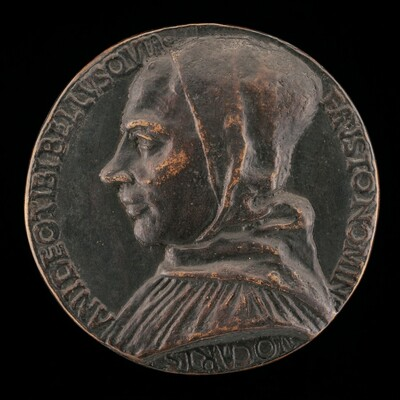 Fra Alberto Belli, died 1482 [obverse]