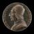 Marsilio Ficino, 1433-1499, Florentine Humanist [obverse]