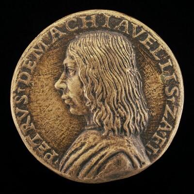 Pietro Machiavelli, 1460/1461-1519 [obverse]