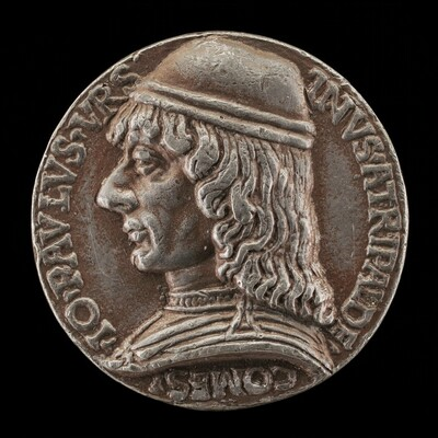 Giovanni Paolo Orsini, 1450/1455-1502, Count of Atripaldi 1486 [obverse]