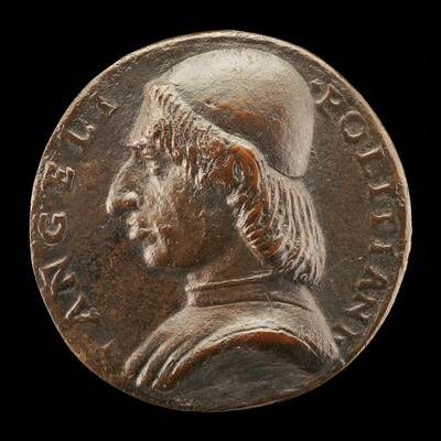 Angelo Poliziano, 1454-1494, Humanist [obverse]