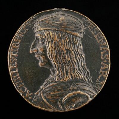 Achille Tiberti of Cesena, died 1501
