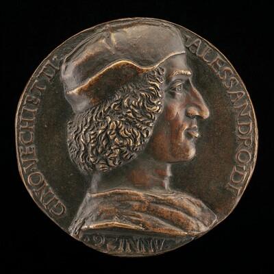 Alessandro di Gino Vecchietti, 1472-1532 [obverse]