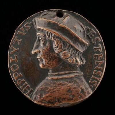 Ippolito d'Este, 1479-1520, Cardinal 1493