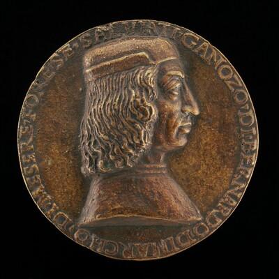 Gianozzo di Bernardo Salviati, born 1462 [obverse]