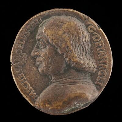 Michelangelo di Guglielmino Tanaglia, 1437-1512 [obverse]