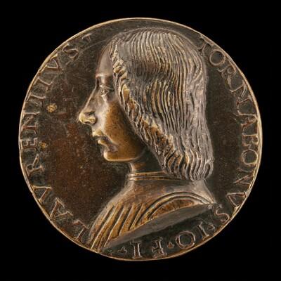 Lorenzo di Giovanni Tornabuoni, 1466-1497 [obverse]