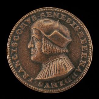 Bernardino Francesconi of Siena [obverse]