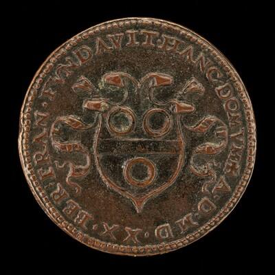 Arms of Francesconi [reverse]