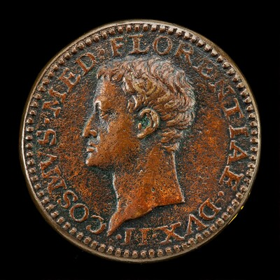Cosimo I de' Medici, 1519-1574, 2nd Duke of Florence 1537, later Grand Duke of Tuscany 1569 [reverse]