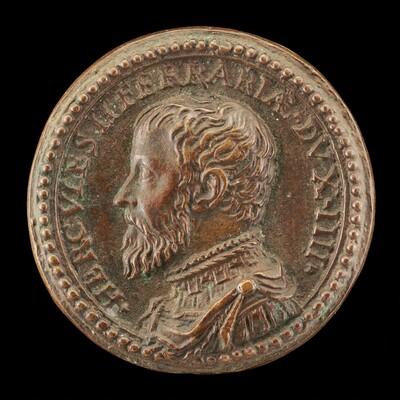 Ercole II d'Este, 1508-1559, 4th Duke of Ferrara 1534