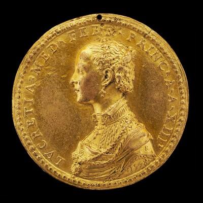 Lucrezia de' Medici, 1545-1561, Daughter of Cosimo I, First Wife of Alfonso II d'Este 1558