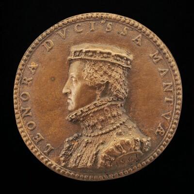 Eleonora of Austria, 1534-1594, Duchess of Mantua, Wife of Guglielmo I Gonzaga 1561