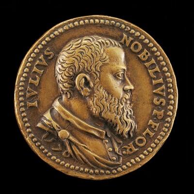 Giulio Nobili, 1537-1612, Florentine Senator [obverse]