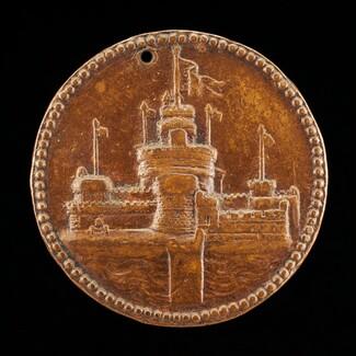 Castel Sant'Angelo [reverse]