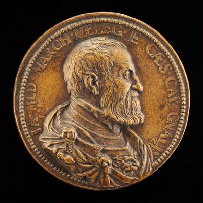 Jacopo de' Medici, 1497-1555, Marquess of Marignan, and General of Charles V