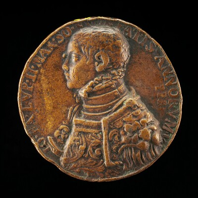 Giampaolo Melilupi, Son of Deifobo II and Cassandra [obverse]