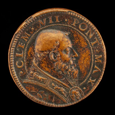 Clement VII (Giulio de' Medici, 1478-1534), Pope 1523 [obverse]