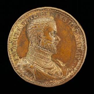 Emanuele Filiberto, 1528-1580, 10th Duke of Savoy 1553 [obverse]
