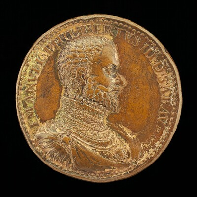 Emanuele Filiberto, 1528-1580, 10th Duke of Savoy 1553 [obverse]