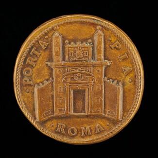The Porta Pia [reverse]