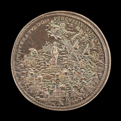 Battle of Lepanto [reverse]