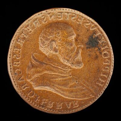 Ippolito II d'Este, 1509-1572, Son of Alfonso I d'Este, Cardinal 1538