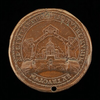 Citadel of Parma [reverse]