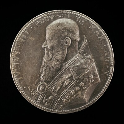 Julius III (Giammaria Ciocchi del Monte, 1487-1555), Pope 1550