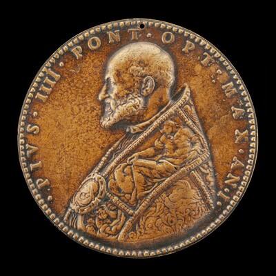 Pius IV (Giovanni Angelo de' Medici, 1499-1565), Pope 1559
