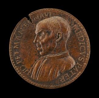 Giampietro Mantova Benavides, died 1520, Paduan Physician [obverse]