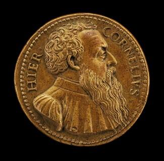 Girolamo Cornaro, c. 1486-1551, Venetian Patrician [obverse]