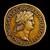 Nero, A.D. 37-68, Roman Emperor A.D. 54 [obverse]