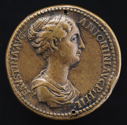 Faustina Junior, died A.D. 176, Wife of Marcus Aurelius [obverse]