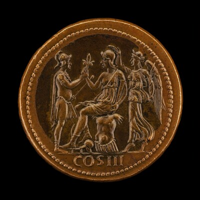 Roma, the Emperor, and Victory [reverse]